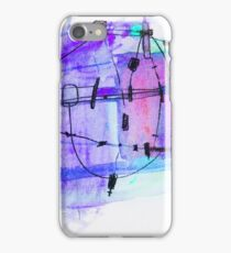Sub Time Machine 1 iPhone Case/Skin