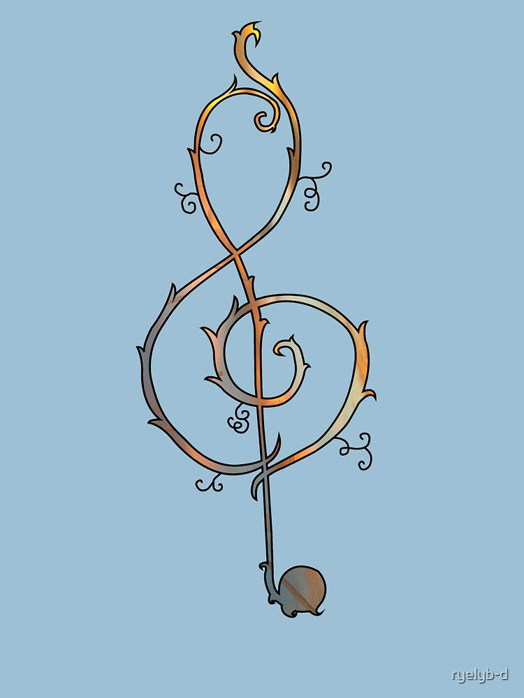 Treble Clef by ryelyb-d