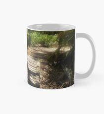 The Journey Along the Path Comes with Light & Shadows Mug