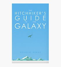 The Hitchhiker's Guide To The Galaxy Photographic Print