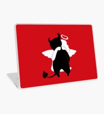 Guess  the evil one Laptop Skin