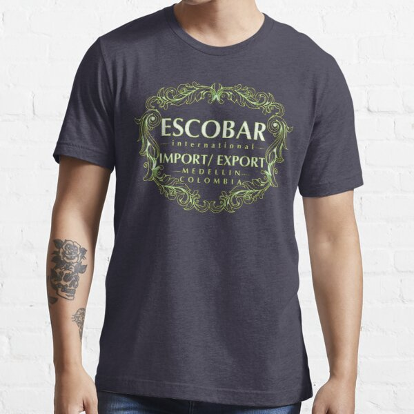 Escobar Import and Export White Sand Glow Essential T-Shirt