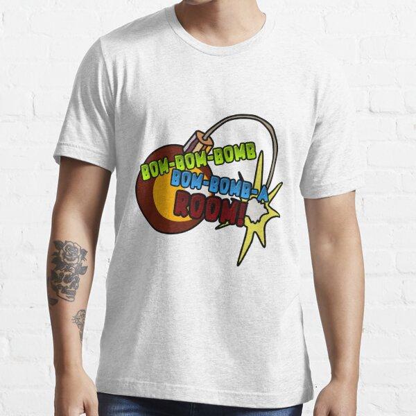 Bom-Bomb-a-Room Essential T-Shirt