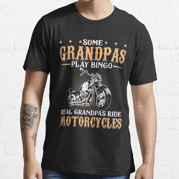Real Grandpa Ride Motorcycles jumper