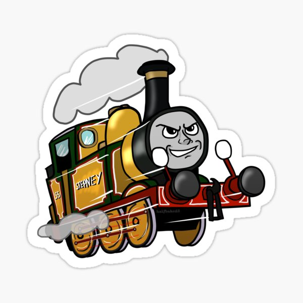 """Now For A Sprint!"" Sticker"