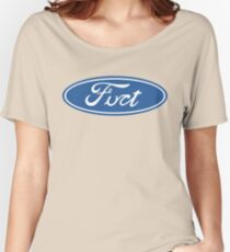 Fuct Women's Relaxed Fit T-Shirt