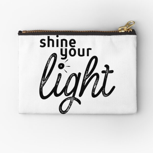 Light it Up Zipper Pouch