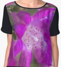 Delicate Women's Chiffon Top