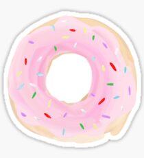 Donut | Rosa Sticker