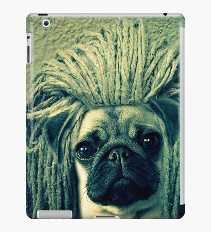 Do You Think I Need a Rasta Hat? iPad Case/Skin