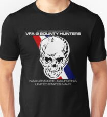 VFA-2 BOUNTY HUNTERS UNITED STATES NAVY STRIKE FIGHTER SQUADRON T-SHIRTS T-Shirt