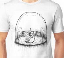 Swan Globe Unisex T-Shirt