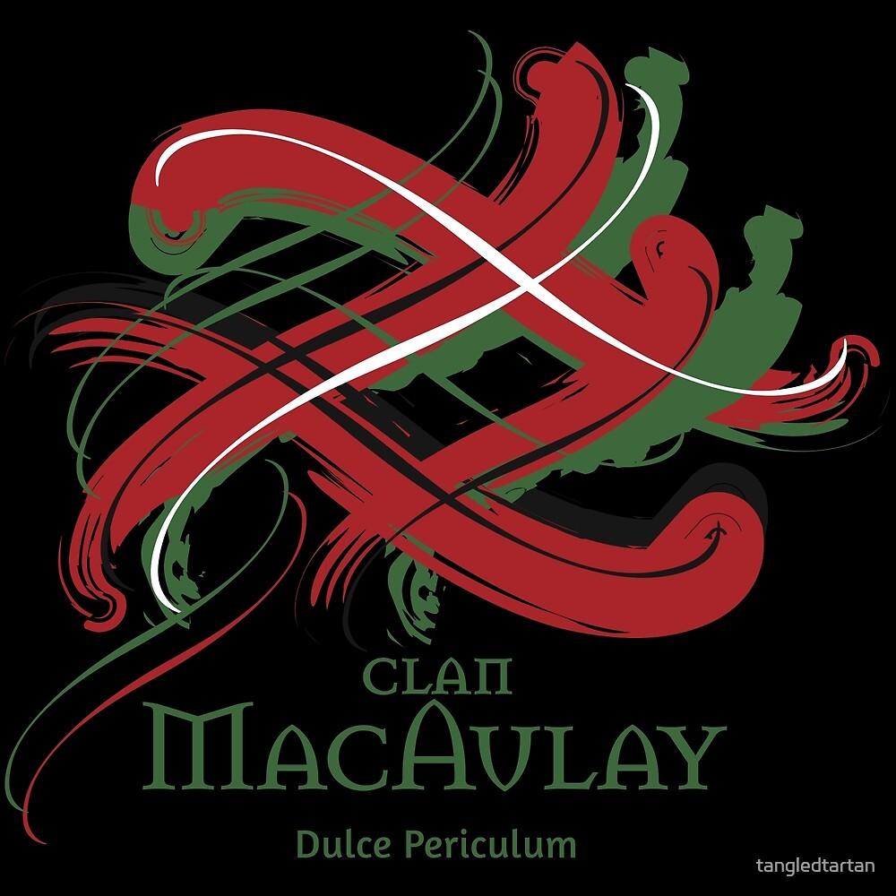 Clan MacAulay  by tangledtartan