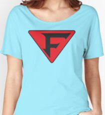 icons Line: F... For Fabulous! Women's Relaxed Fit T-Shirt