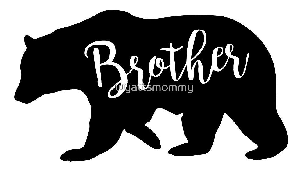 Brother Bear by wyattsmommy