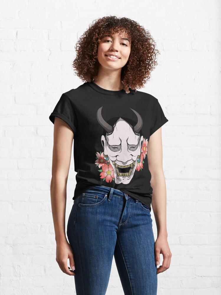 Alternate view of Hannya Classic T-Shirt