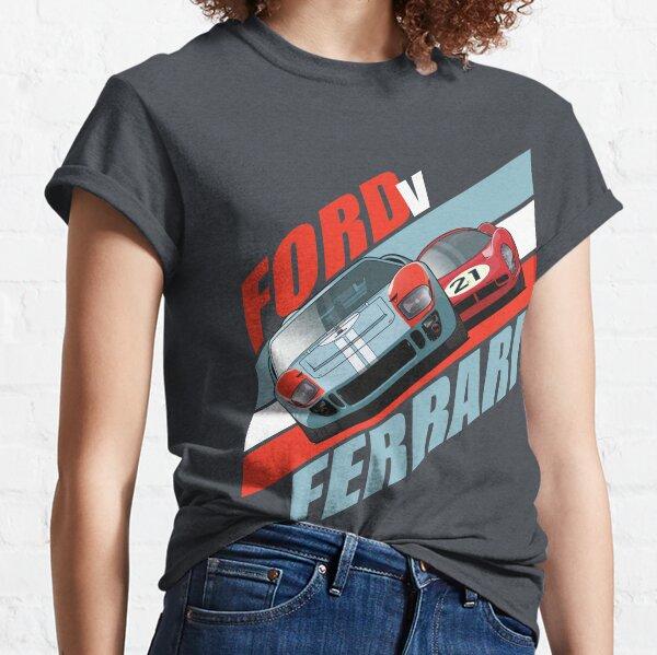 Ford Vs Ferrari Classic T-Shirt