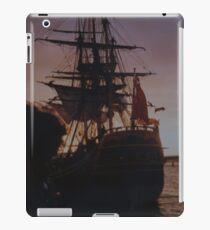 tall ship iPad Case/Skin