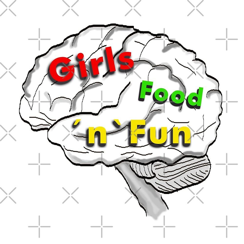 Girls food fun by freaks13