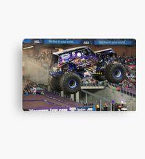 Son Uva Digger Monster Truck  Canvas Print