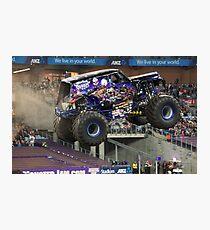 Son Uva Digger Monster Truck  Photographic Print