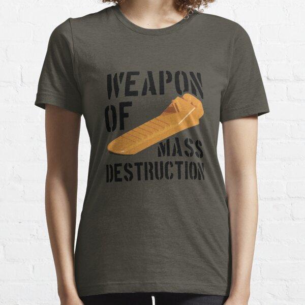 Brick separator olive T-shirt essentiel