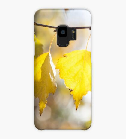 Sundrenched Gold Case/Skin for Samsung Galaxy