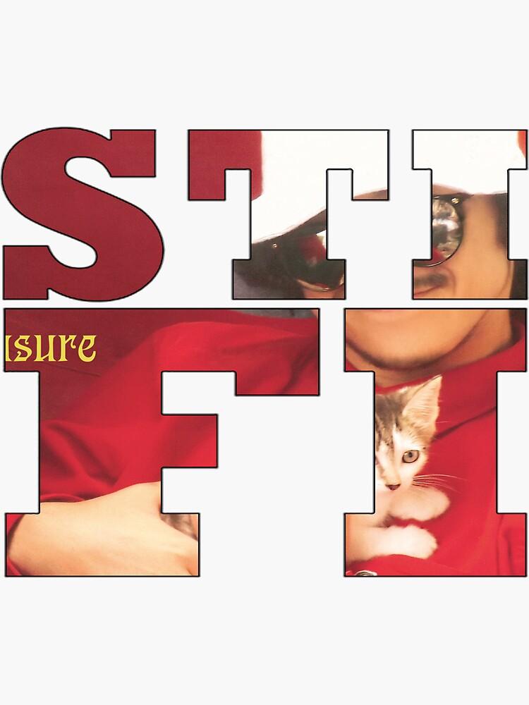 Álbum de Sticky Fingers de ALF11