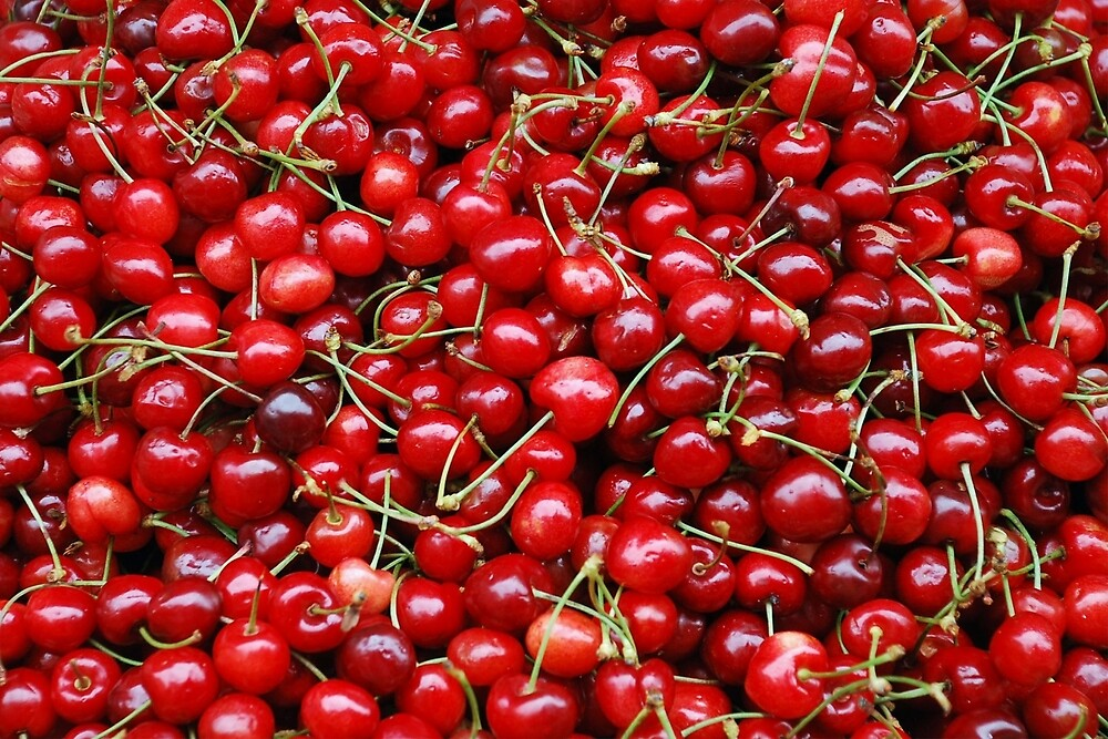 Summertime = Cherry time by Arie Koene