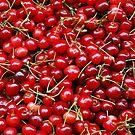 Summertime = Cherry time by Arie Koene