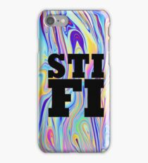 Sticky Fingers waves iPhone Case/Skin