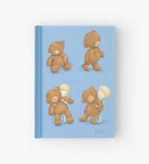 Boy and Ted Hardcover Journal