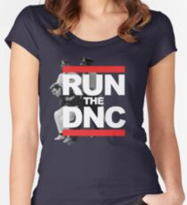 Run DNC Shirt and Fundraising Gear Women's Fitted Scoop T-Shirt