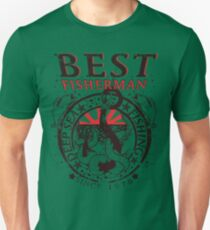Best Fisherman Unisex T-Shirt