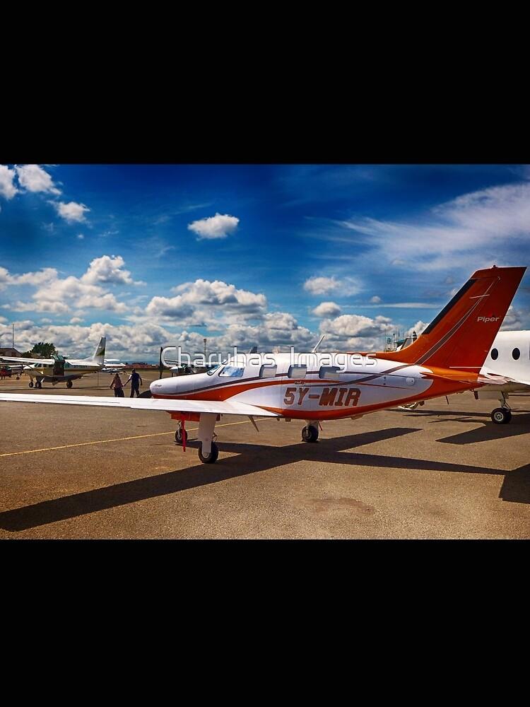 Flugzeug von Charuhas