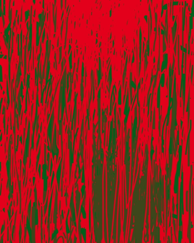Red and green design by Moma by ValentinaHramov