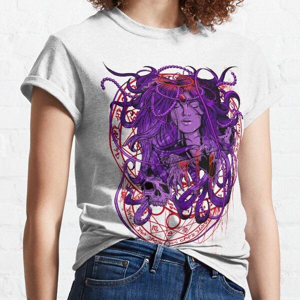 Heartless Purplered Classic T-Shirt