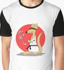 Karate Kämpfer Chi Graphic T-Shirt