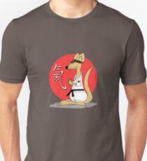 Karate Kämpfer Chi T-Shirt