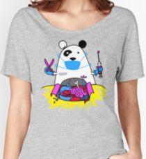 Panda MD Women's Relaxed Fit T-Shirt