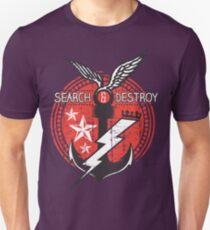 Search Destroy T-Shirt