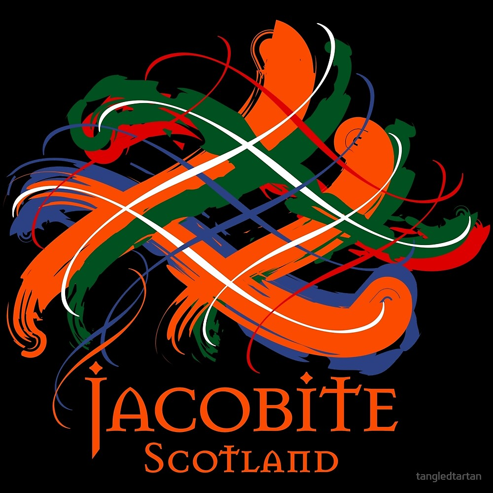 Jacobite by tangledtartan