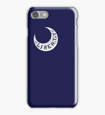 Moultrie Liberty Flag iPhone Case/Skin
