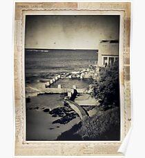 the seaside ~ a nostalgic study III Poster