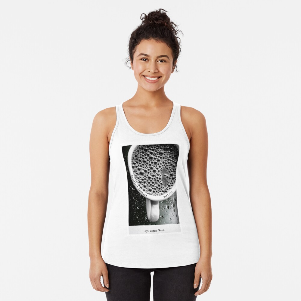Imperfect Pictures Cover By Jeska Wood Racerback Tank Top