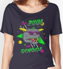 Too Zuul For School Women's Relaxed Fit T-Shirt