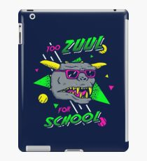 Too Zuul For School iPad Case/Skin