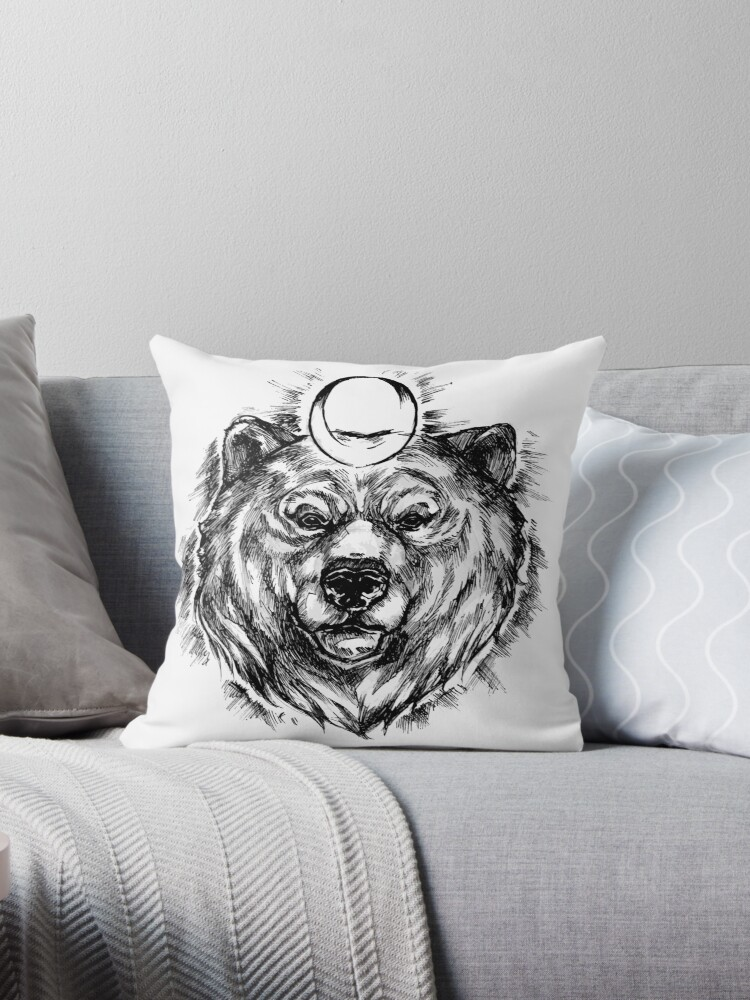 Moon Bear by BlackInkBear