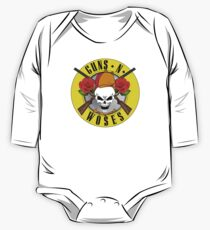 Guns-N-Woses One Piece - Long Sleeve