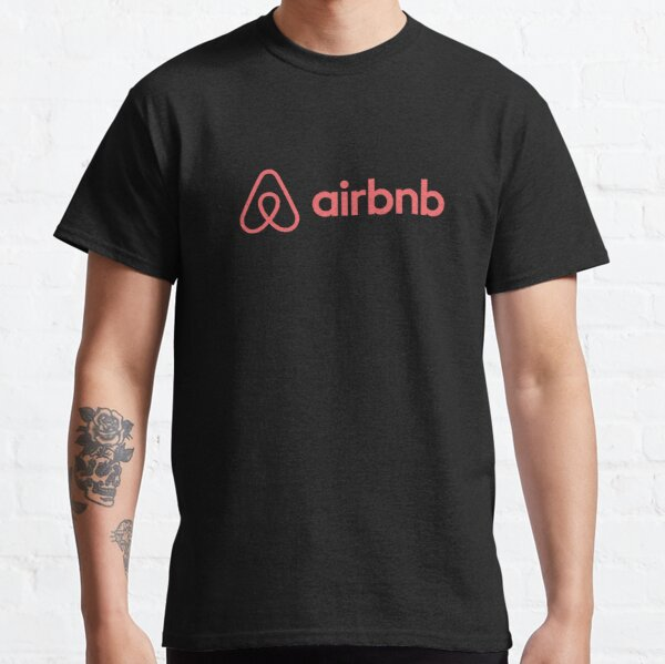 BEST TO BUY - Airbnb Merchandise Classic T-Shirt